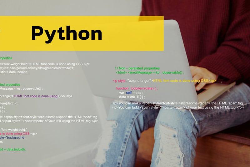 python language coding